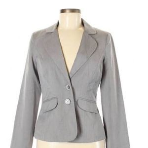 My Michelle  Double Breast Gray Suit Sz XL